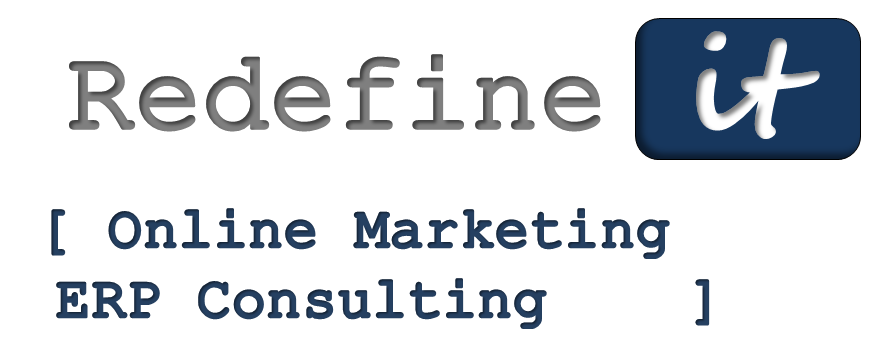 Redefine IT Logo